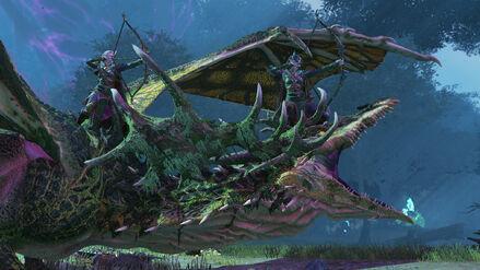Naestra y Arahan Warhammer Total War (3)