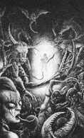 Demonios en Zaragoz por Martin McKenna