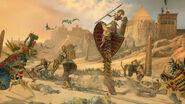 Caballeros de la necropolis warhammer total war