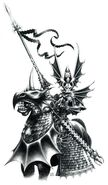 Príncipe Dragón de Mark Gibbons Altos Elfos