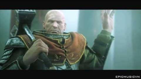 Epic Cinematic Warhammer 40,000 (Epic Action) - Epic Music VN-1455793541