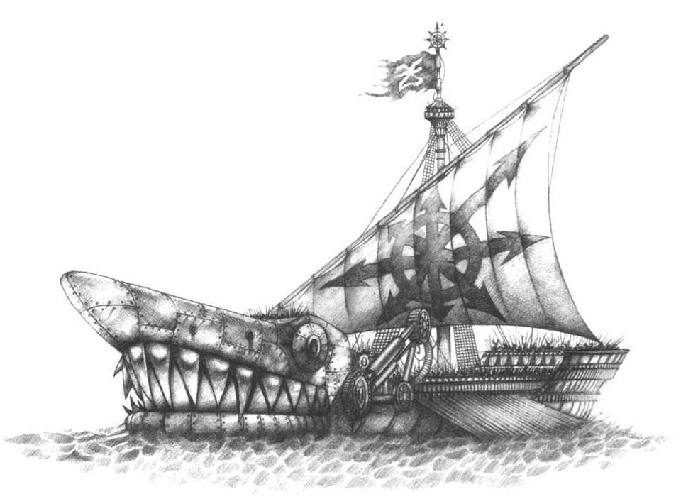 Tiburón de Hierro de Khorne