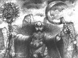 Druida de Albión (Warhammer Quest)