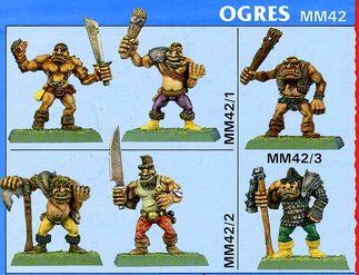 Ogros Marauder Catalog