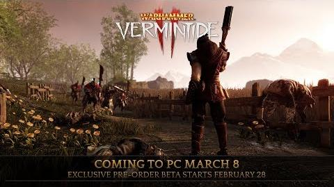 Warhammer Vermintide 2 – The Tempest Gameplay featuring the Bounty Hunter