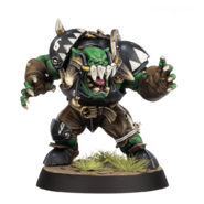Thunder Valley Greenskins Orco Negro