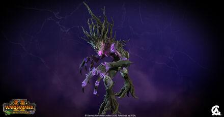 Drycha Warhammer Total War