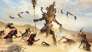 Hierotitan total war warhammer