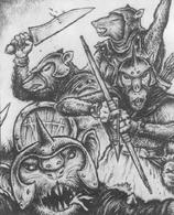 Rusikis y guardaespaldas en batalla por Martin McKenna