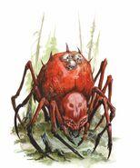 Araña Gigante por Dave Gallagher