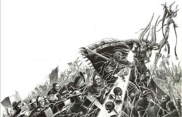 Hechicero del Caos por Des Hanley Magia del Caos.jpg