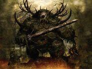 Gran Inmundicia por Clint Langley Warhammer 40000