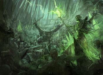 Warhammer nagash der unbeugsame by faroldjo-d6bna56 Skavens.jpg