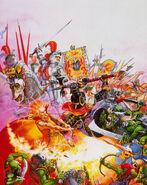 Portada Libro de Ejército El Imperio quinta por David Gallagher