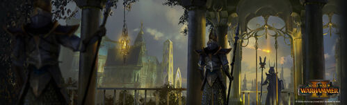 Ciudad asur warhammer total war por Vilius Petrauskas.jpg