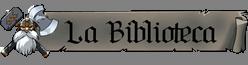 Wiki La Biblioteca del Viejo Mundo
