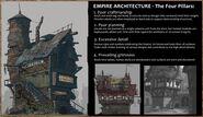 Guía arquitectura del Imperio