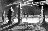 Colinas Áridas Cuenca del Diablo por Martin McKenna