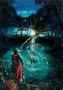 Morgana por Dave Gallagher
