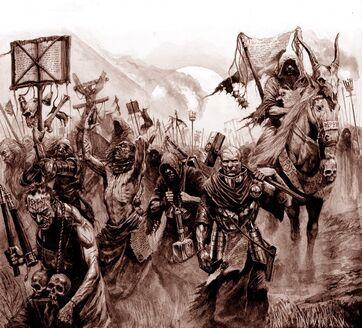 Flagelantes y Sacerdote Guerrero Karl Kopinski.jpg