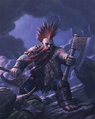Matador Enano Warhammer Online por Chris Dien.jpg