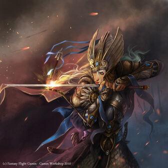 Maestro de la Espada por Magali Villeneuve sll.jpg