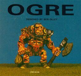 Ogro 3ª edición por Bob Olley