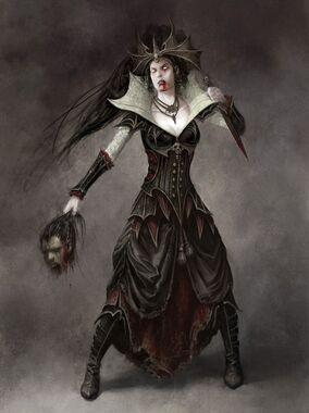 Reina Neferata por Daarken.jpg