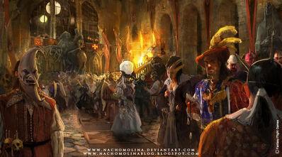 Warhammer edge of night por Nachomolina.jpg