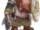 Magnífica armadura de Borek Cejijunto