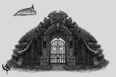 Warhammer age of reckoning conceptart Entrada Cementerio.jpg