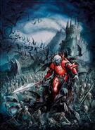 Portada Condes Vampiro 7ª Edición por Dave Gallagher