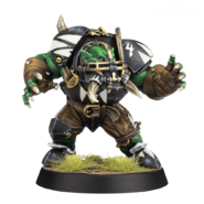 Thunder Valley Greenskins Orco Negro 6