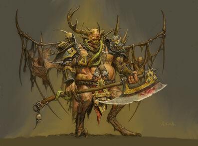 Príncipe demonio de Nurgle by adrian-smith.jpg