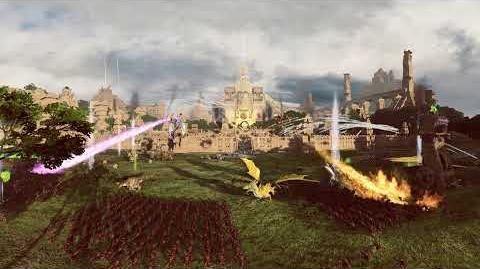Total War WARHAMMER 2 – 360° High Elves Launch Trailer