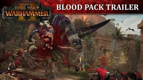 Total War WARHAMMER 2 - Blood for the Blood God 2 Trailer PEGI SPA