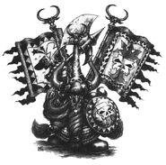 General Enanos del Caos por Mark Gibbons