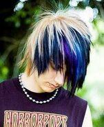 Emo-hairstyle-multicolor