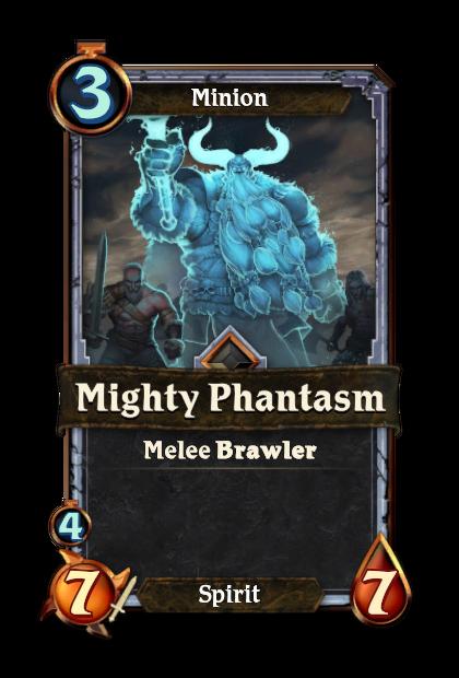 Mighty Phantasm