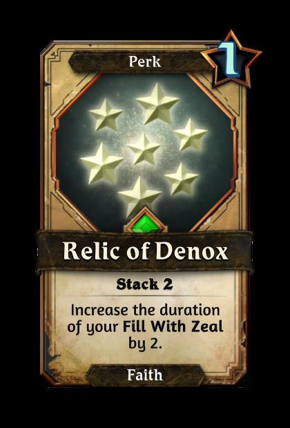 Relic of Denox