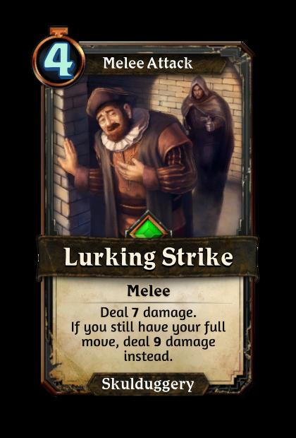 Lurking Strike