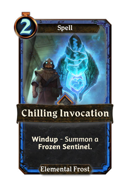 Chilling Invocation