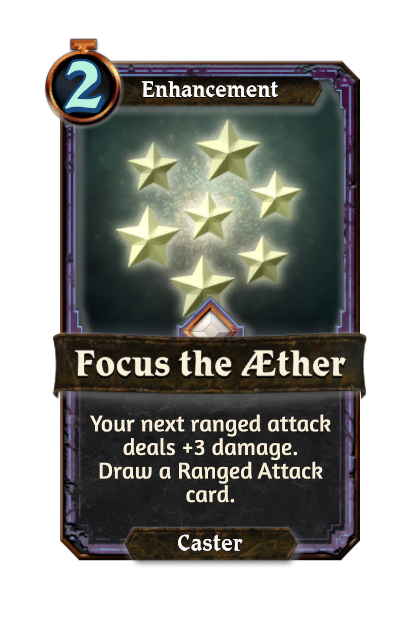 Focus the Æther