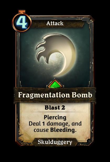 Fragmentation Bomb