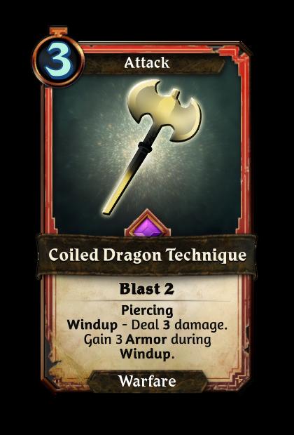 Coiled Dragon Technique