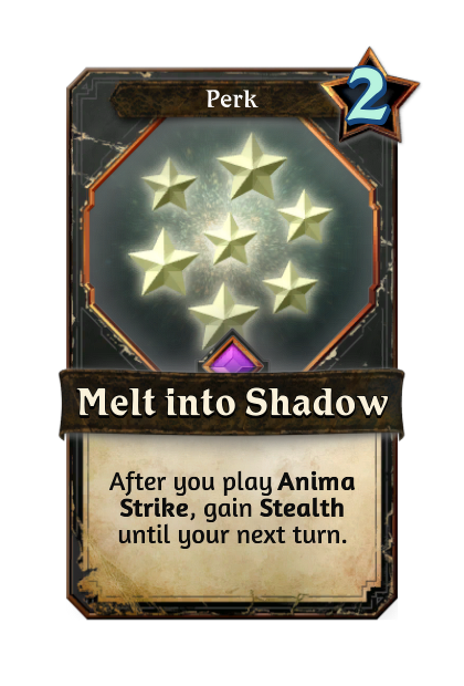 Melt into Shadow