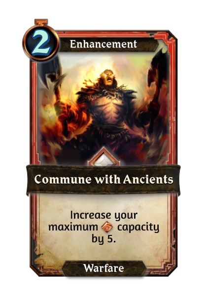Commune with Ancients