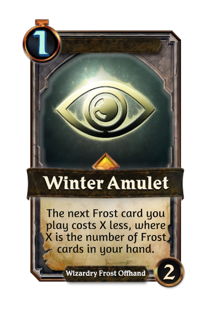 Winter Amulet