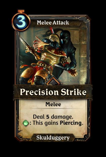 Precision Strike