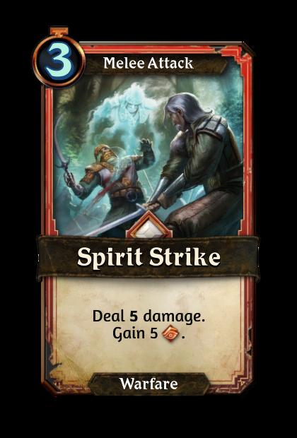 Spirit Strike